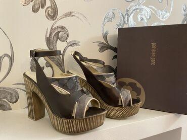 | Kragujevac: Nove, Stefano cipele, kožne, jednom obuvene, bez oštećenja