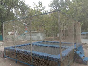 Спорт и отдых - Кызыл-Кия: Продается экстрим батут 5x6