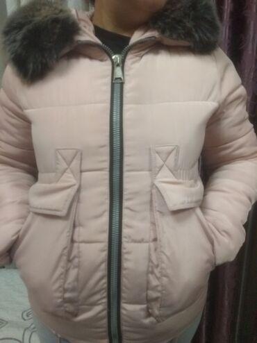 Куртка зимняя 48-50р Состояние почти новая 300сом