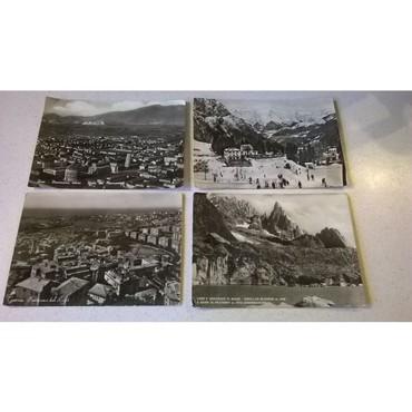 6 Καρτ Ποστάλ διάφορες - Brindisi - Piazza Cairoli E Corso Umberto