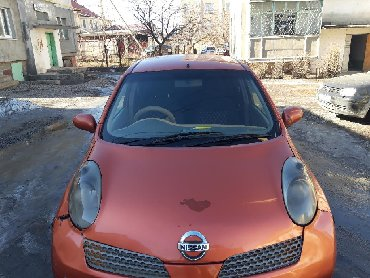 Nissan March 1.4 л. 2002 | 0 км