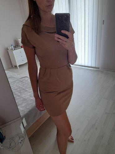 P.S. fashion haljina,jednom obucena. Bez ostecenja