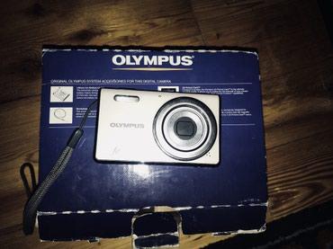 Продаю цифровой фотоаппарат OLYMPUS FE4000. в Ош