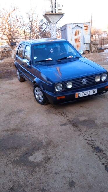Транспорт - Ананьево: Volkswagen Golf 1.8 л. 1991