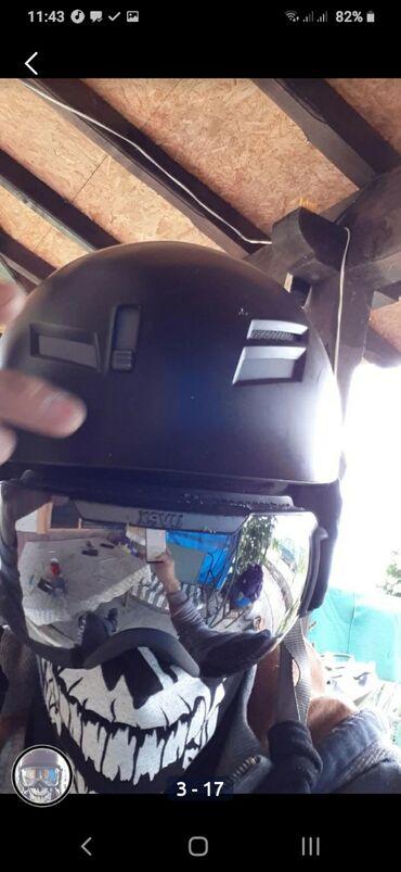 Vozila | Cacak: Uvex Kaciga 20e. Sa podkapom. Extra Za skuter. Ima homologaciju samo