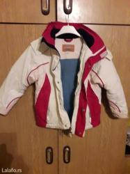 Decija jaknica kvalitetna,topla nije kineska vel m - Pancevo