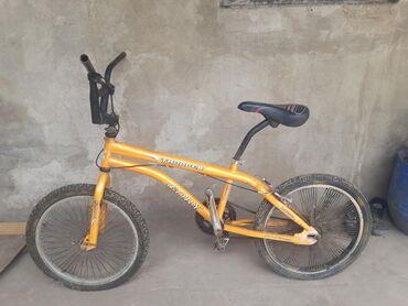 Велосипеды Bms золотистого цвета! Горый велосипед красного цвета