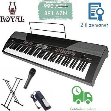 aro 24 2 1 td - Azərbaycan: Medeli SP4200. Akustik pianonun səslənməsi ilə müqayisə olunacaq dərəc