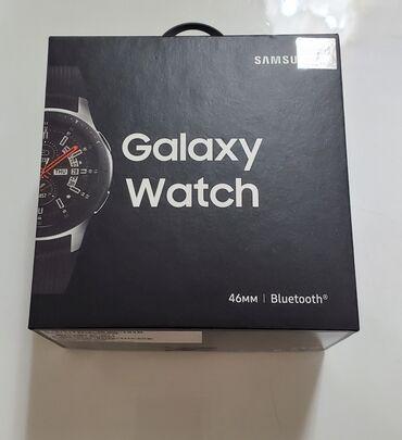 Qara Uniseks Qol saatları Samsung