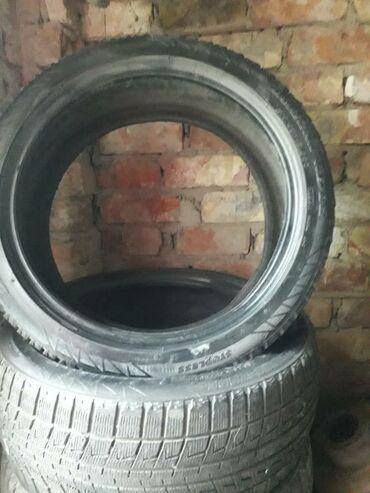 размер сд диска в Кыргызстан: Продаю зимнюю резину фирмы: brigstone, с хорошим протектором 80%. Разм