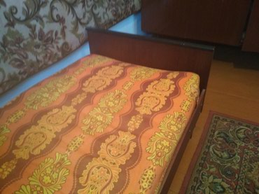 Кровать 0,86х1,96 односпальная.с.Н.Аларча,улицы.Киргизская286 в Бишкек