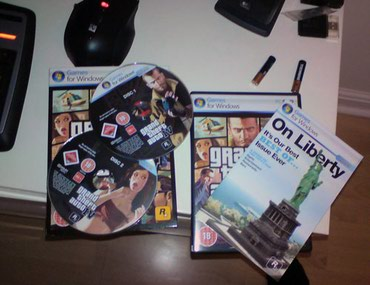 Gta 4 igrica za pc.Ne za playstation. - Nis