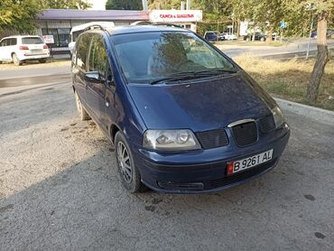 фольксваген шаран бишкек in Кыргызстан   УНАА ТЕТИКТЕРИ: Volkswagen Sharan 2 л. 2002   280 км