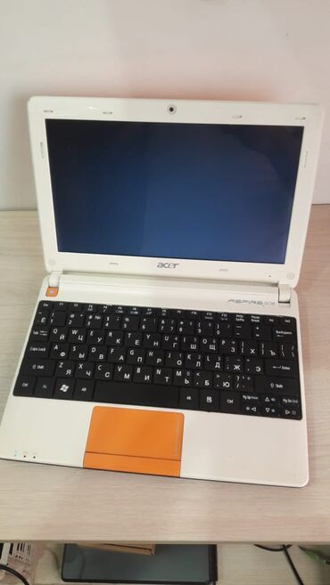 Acer Azərbaycanda: 250 GB hard disk. 2 ram. Zaradka 3 saat saxlayır. Tam işlək