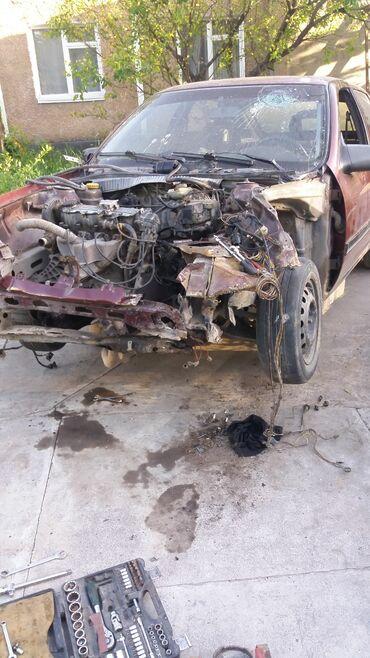аскона-опель в Кыргызстан: Opel Vectra 1.8 л. 1992 | 200000 км