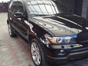 BMW X5 4.4 л. 2004