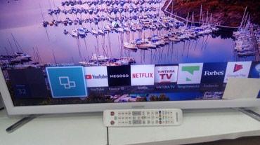 Телевизор Samsung smart! wi fi, you tobe! браузер! в Бишкек