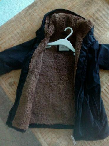 Zara μπουφαν με εσωτερικη μαλακη γουνα για παιδακι 5-6 ετων σε West Thessaloniki