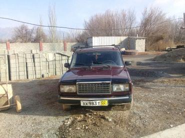 ВАЗ (ЛАДА) 2107 2009 в Кемин