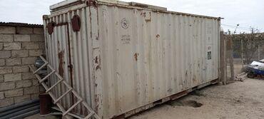 6m lik anbar konteyner satılır. Vəziyyəti yaxşıdır
