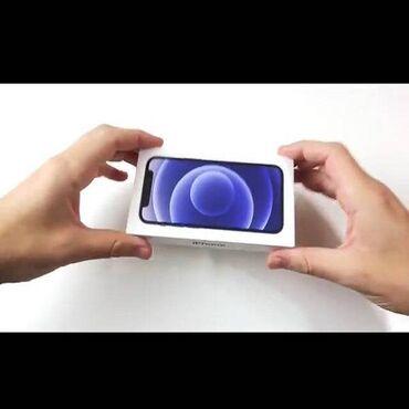 IPhone 12 mini   256 GB   Qara Yeni   Zəmanət