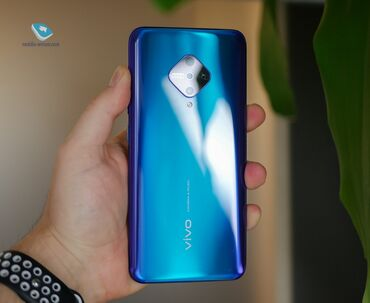 chajnye lozhki vivo в Кыргызстан: VIVO V17 8|128 гбПроцессор: Qualcomm Snapdragon 665 (11 нм), Octa-core