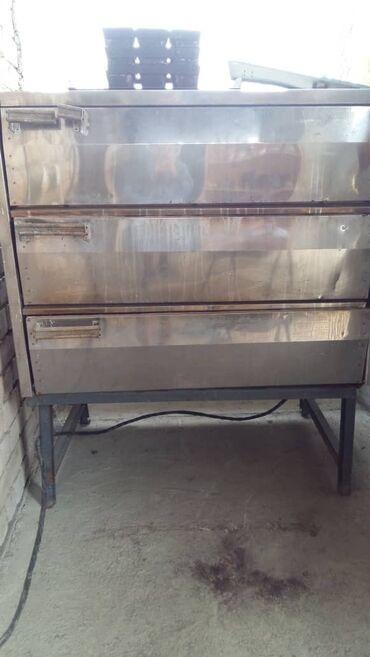 Электроника - Ноокат: В г.Ош продаётся хлебопечь на 80 мест для пекарни, качество советское