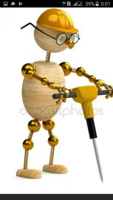 набор инструментов болгарка дрель лобзик в Кыргызстан: Услуги отбойного молотка! оригинальные инструменты! Bosch makita