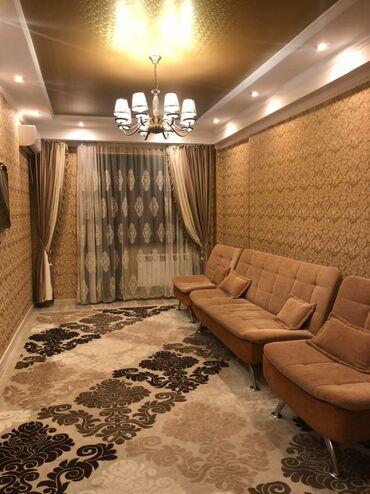 Сдается квартира: 2 комнаты, 74 кв. м, Бишкек