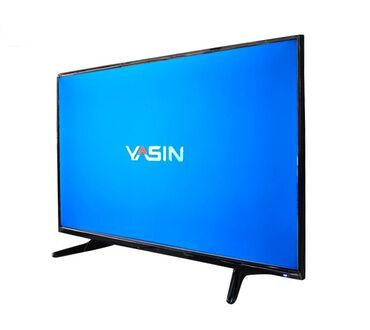 Продам 4К телевизор Yasin ED-55E 5000 K б/у. Wi-Fi. В отличном