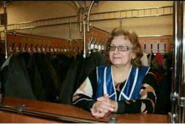 Требуется гардеробщик в Бишкек