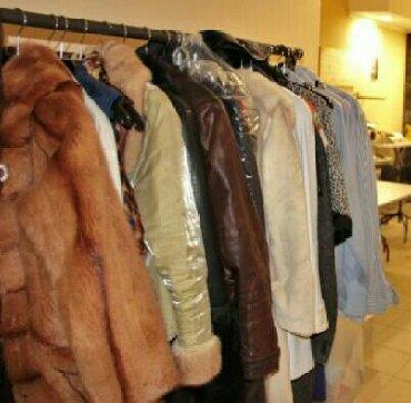 реставрация ванн бишкек в Кыргызстан: Реставрация верхней одежды