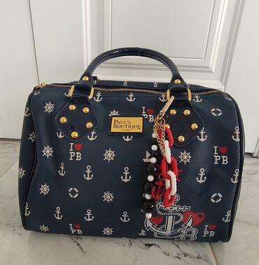Сумка Paul's Boutique molly bag, оригиналВ отличном состоянии, никогда