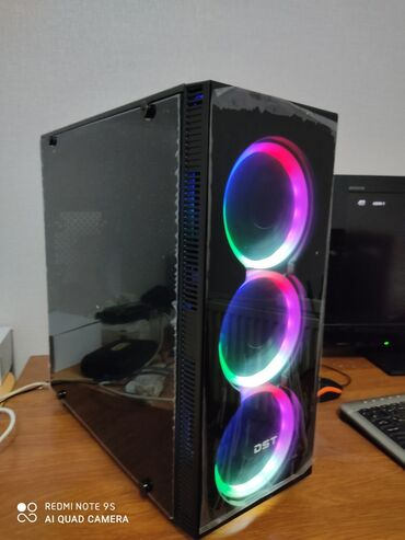 Plata: Gigabyte H61Prosessor: i5 3470s 3.2ghzProsessor Kuleri: Cooler
