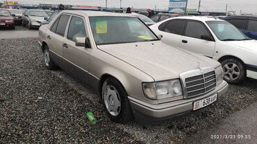 Mercedes-Benz 260 2.6 л. 1992 | 369000 км