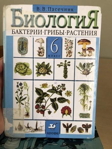 биолог в Кыргызстан: Биология 6 класс