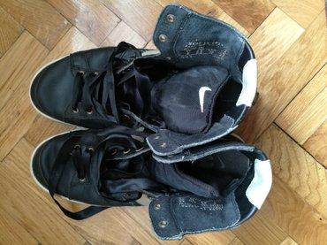 Nike duboke patike, broj 39 - Novi Banovci - slika 2