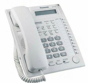 Sintezator na telefon - Кыргызстан: Продаю многофункциональный телефон Panasonic. Имеется в колличестве 7