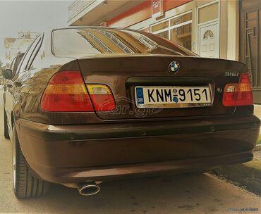 Οχήματα - Ελλαδα: BMW 316 1.6 l. 2003 | 190000 km