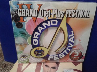 Grand festival 3cd - Belgrade