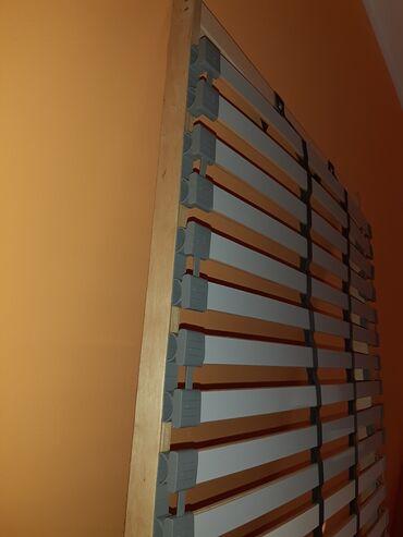 Denistar farmrke - Srbija: Letvičasta osnova za krevet  Kupljene u IKEI  Dimenzije: 90×200cm
