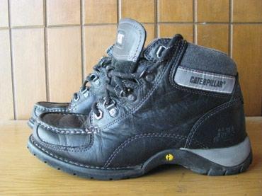 CAT sjajne kozne cipele idealne za naredni period.Cipele su u odlicnom - Zrenjanin