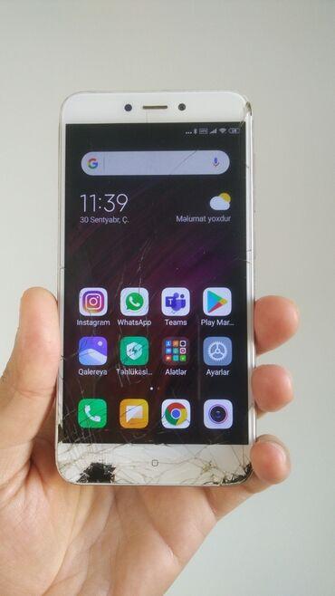 Xiaomi - Azərbaycan: İşlənmiş Xiaomi Redmi 4X 16 GB ağ