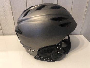 Šlemovi | Srbija: Kaciga br.25 Helmet velicina 58-60cm, uvoz Svajcarska