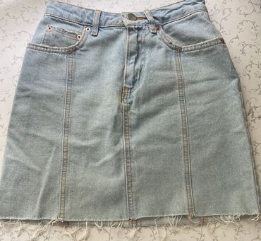 Джинсовая юбка. Terranova размер xxs