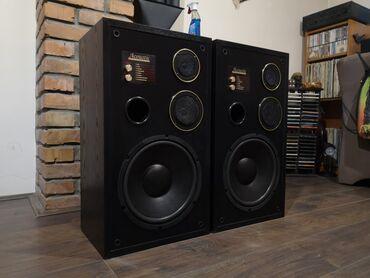 Zvučnici i zvučni sistemi | Srbija: Acustic studio monitor series 3311