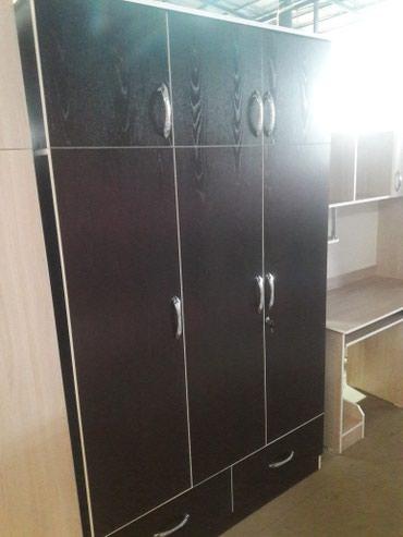 шкаф-3 в Кыргызстан: Шкаф 3 дверный новый