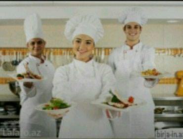 Bakı şəhərində Restorana tecrubeli salatci teleb olunur.Emek haqqi gundelik 20
