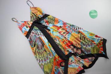 Жіноча сукня з принтом ZEAN р. S    Довжина: 103 см Напівобхват грудей