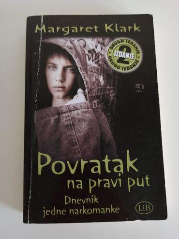 Knjige, časopisi, CD i DVD | Subotica: Knjiga  POVRATAK NA PRAVI PUT